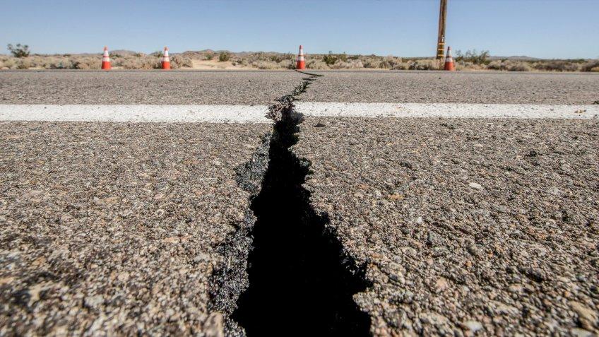 2019 Ridgecrest Earthquake California