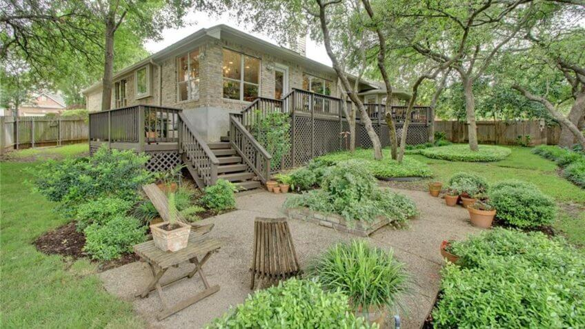 Wooded Oasis in Round Rock, Texas