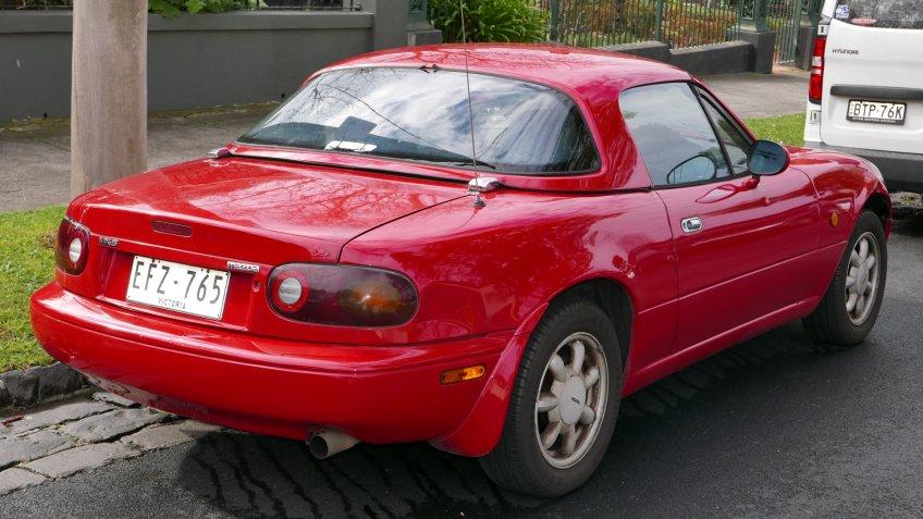 1990 Mazda MX-5