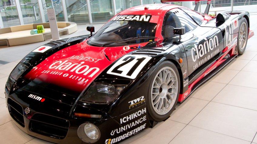 1997 Nissan R390 GT1