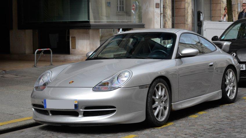 1999 Porsche 911 GT3
