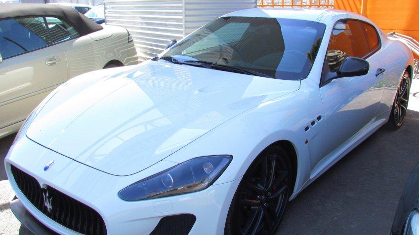 Maserati Gran Turismo MC Stradale 2012