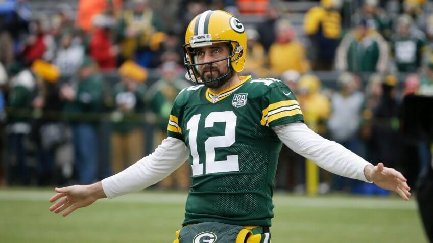 Aaron Rodgers biggest NFL contract