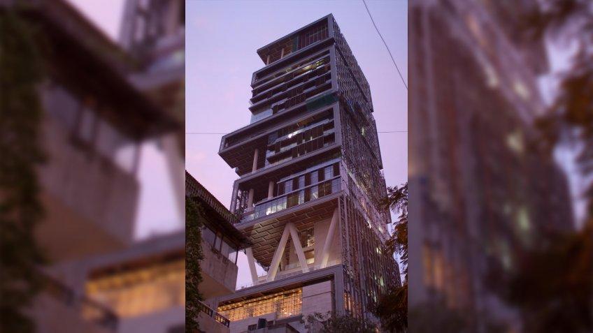 Antilia Tower