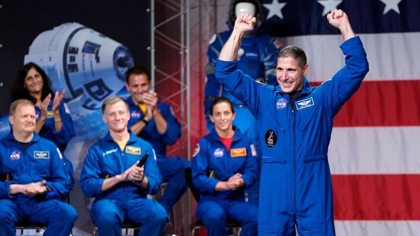 Astronaut Michael Hopkins assigned to first SpaceX Crew Dragon
