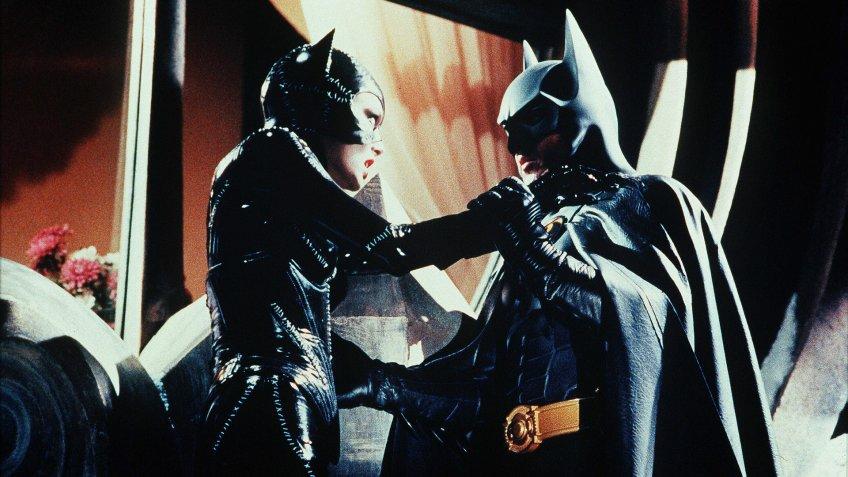 Batman Returns blockbuster movie