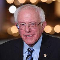 ALL NEW YORK DAILIES OUT Mandatory Credit: Photo by Larry Marano/Shutterstock (10323445dm) Senator Bernie Sanders First Democratic Presidential Debate, Miami, USA - 27 Jun 2019.
