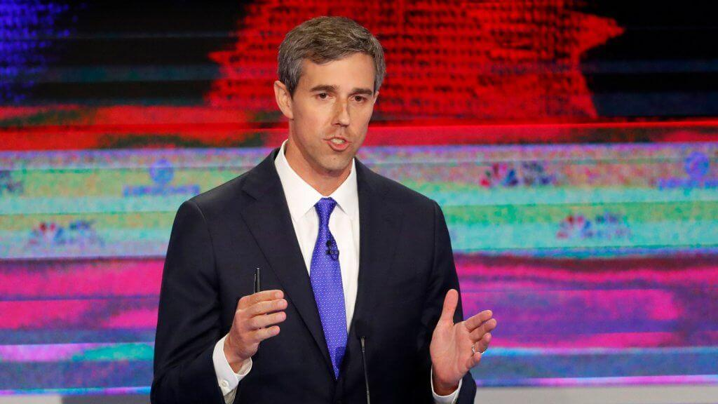 Mandatory Credit: Photo by Wilfredo Lee/AP/Shutterstock (10321970ag)Democratic presidential candidate former Rep.