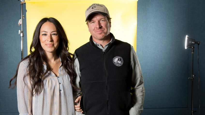 Chip and Joanna Gaines HGTV