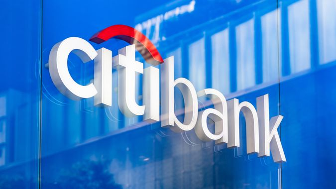 Hong Kong, December 28, 2018: Citibank in Hong Kong.