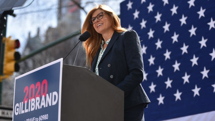 Connie Britton campaign donation