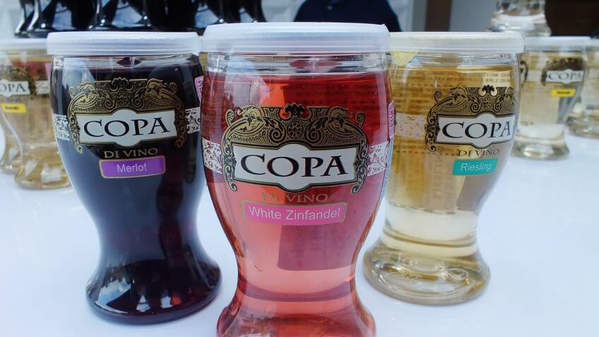 Copa Di Vino wine