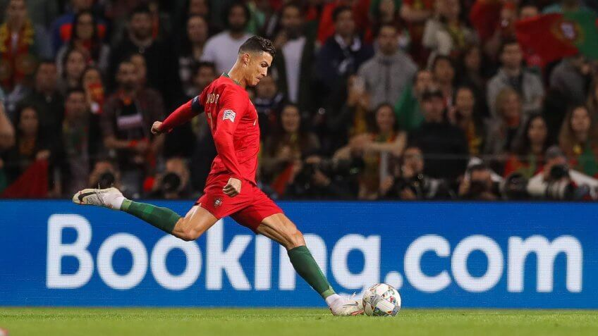 Cristiano Ronaldo soccer player net worth