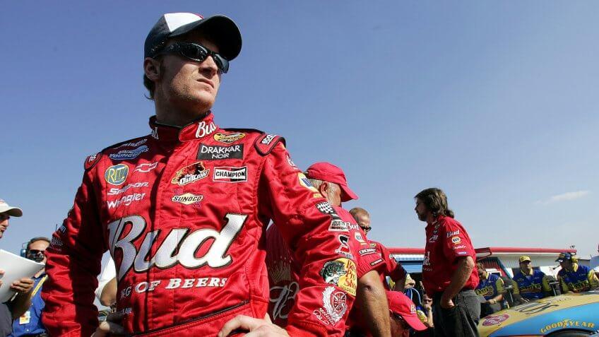 Dale Earnhardt Jr. race car driver net worth