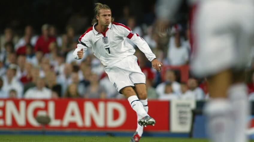 David Beckham soccer player net worth