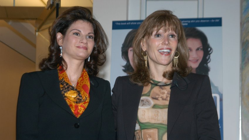 Dr. Kathy Fields and Dr. Katie Rodan