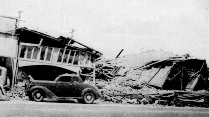 1940 El Centro Earthquake