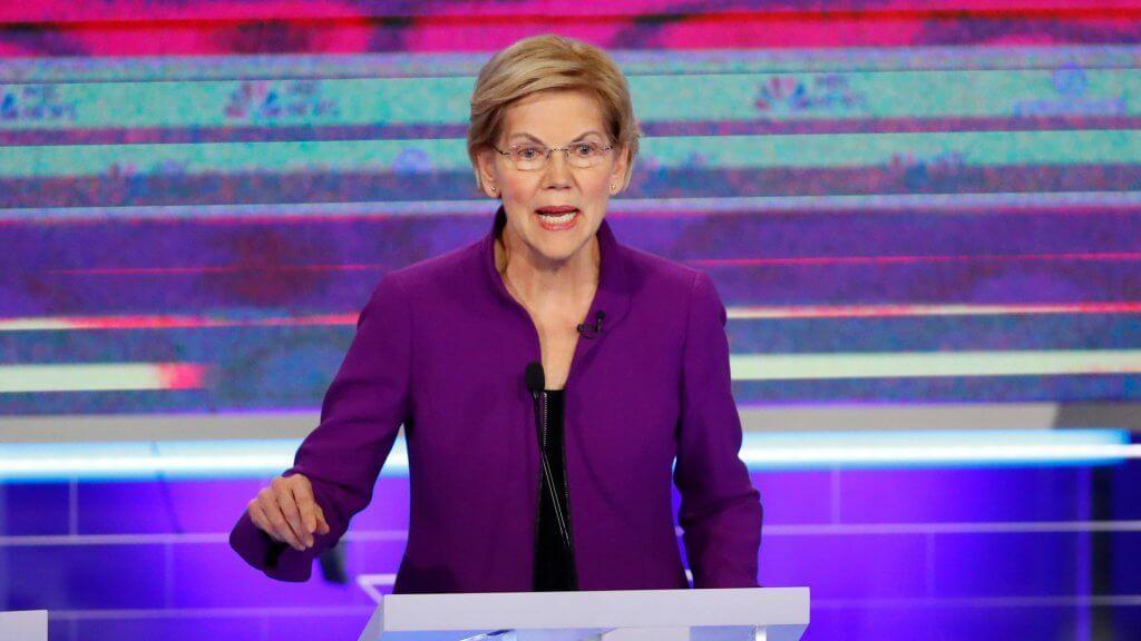 Mandatory Credit: Photo by Wilfredo Lee/AP/Shutterstock (10321970an)Democratic presidential candidate Sen.