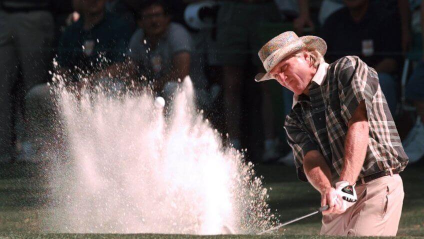 Greg Norman golfer net worth
