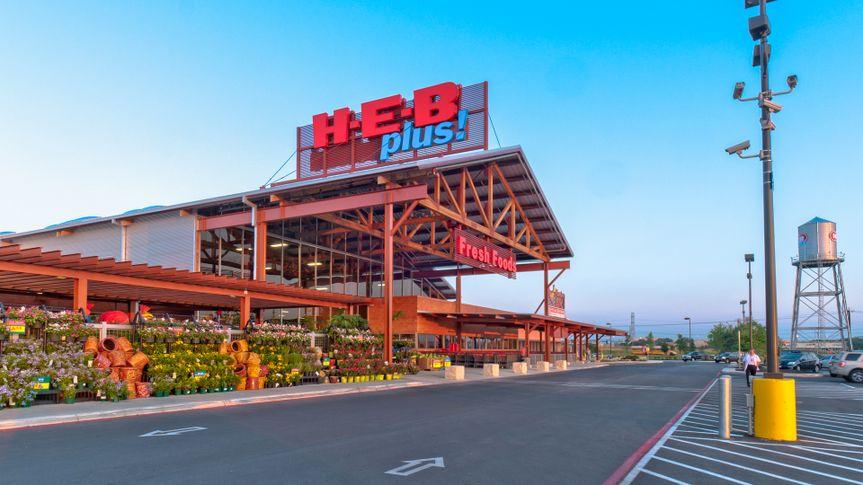 H-E-B Plus supermarket chain