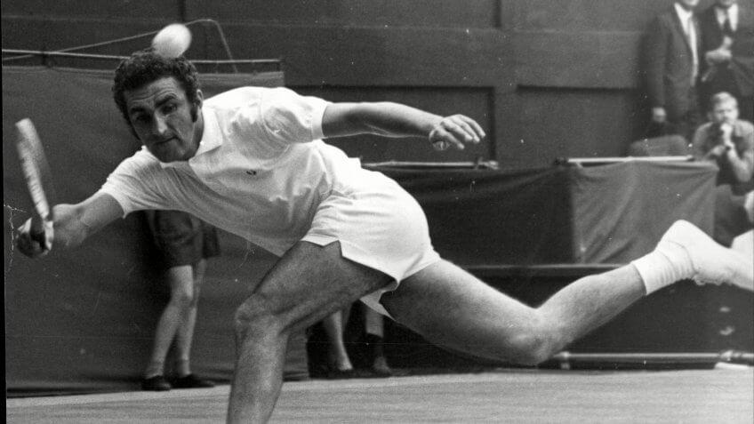 Ion Tiriac tennis player net worth