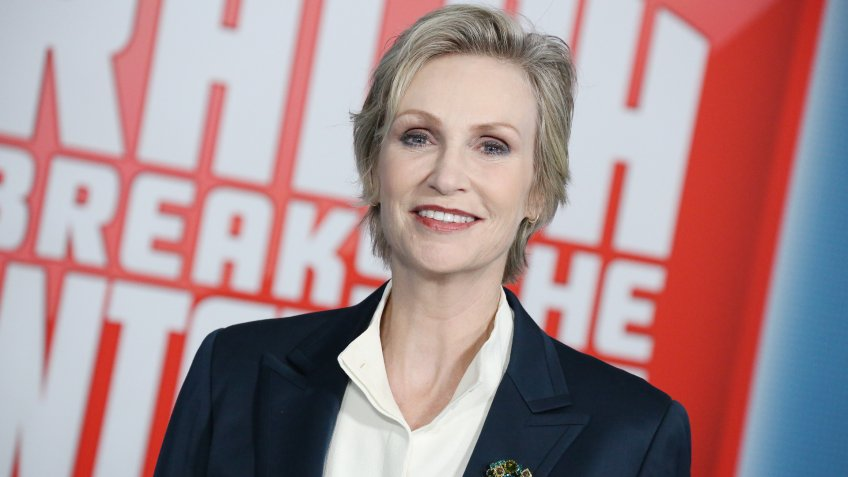 Jane Lynch campaign donation