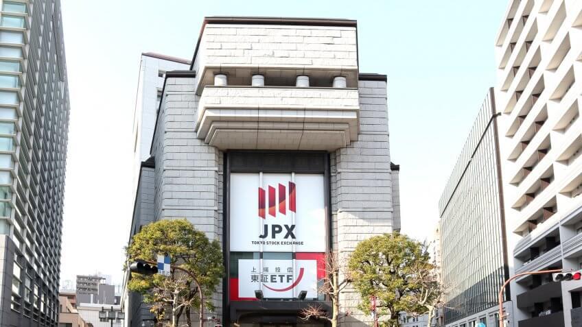 Japan Exchange Group international stock market