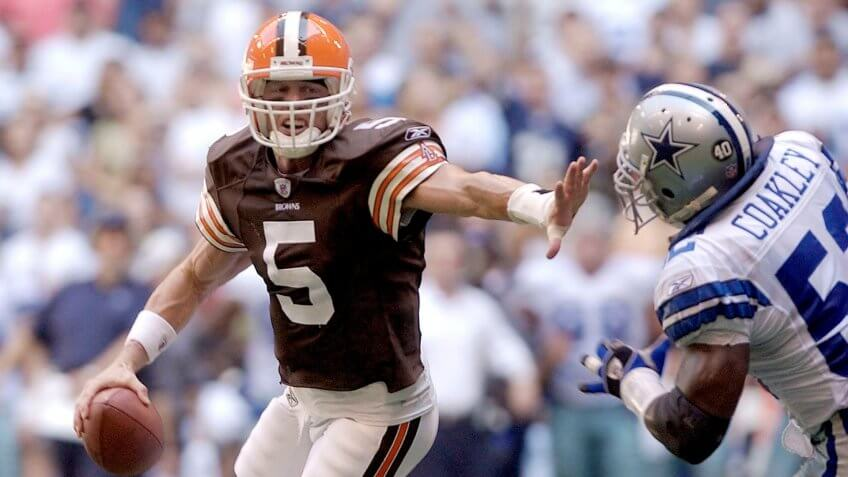 Jeff Garcia overpaid NFL player
