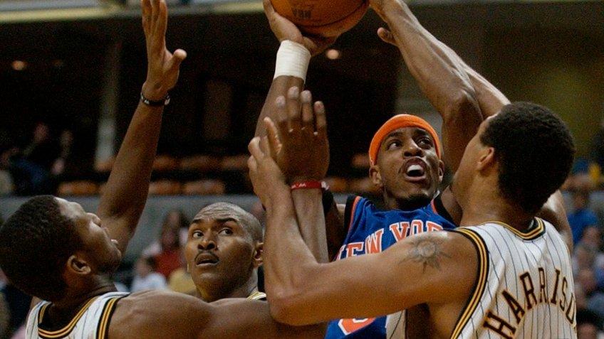 Jerome Williams New York Knicks highest paid athlete