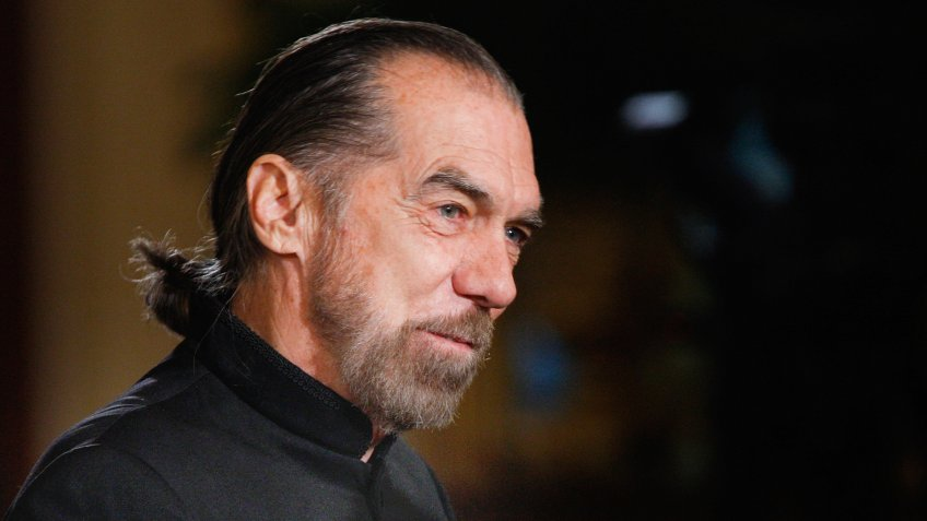 John Paul DeJoria, CEO and co-founder of John Paul Mitchell Hair Care Systems