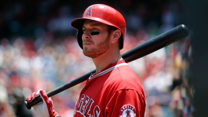 Josh Hamilton Anaheim Angels highest paid athlete