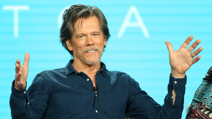 Kevin Bacon campaign donation