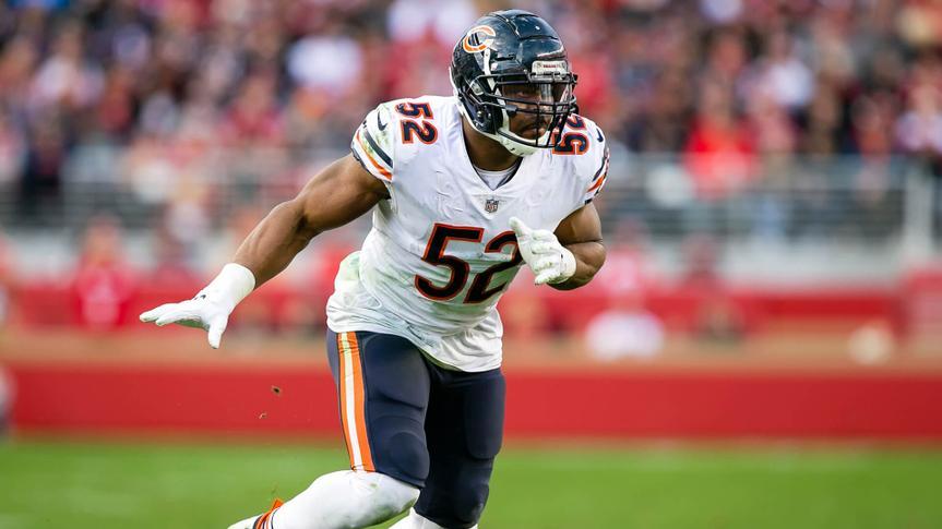 Khalil Mack biggest NFL contract