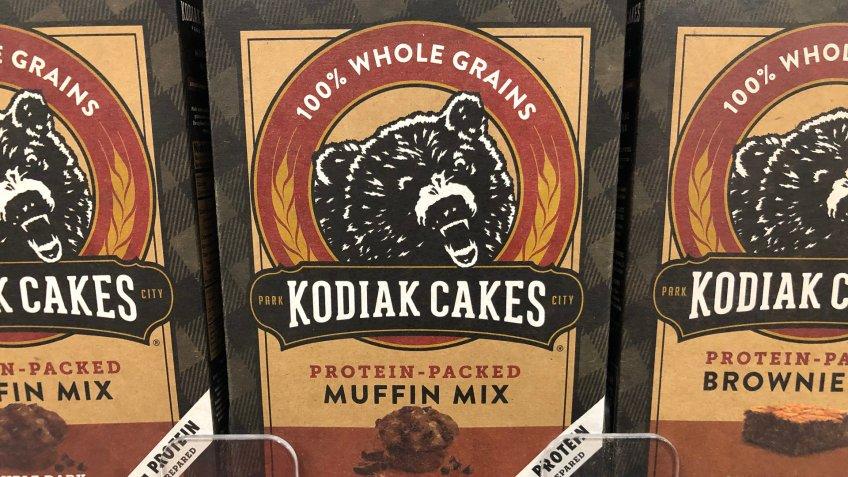 Kodiak Cakes Shark Tank
