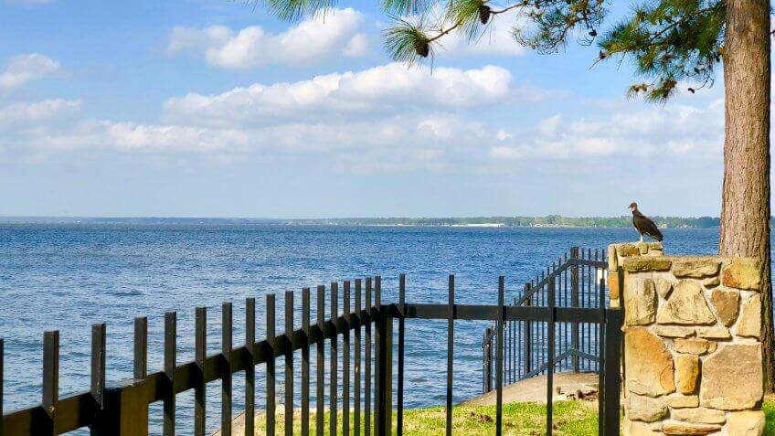 Lake Conroe Texas - Image.