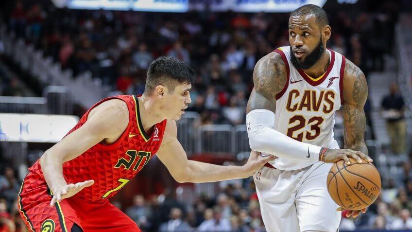 LeBron James basketball player net worth