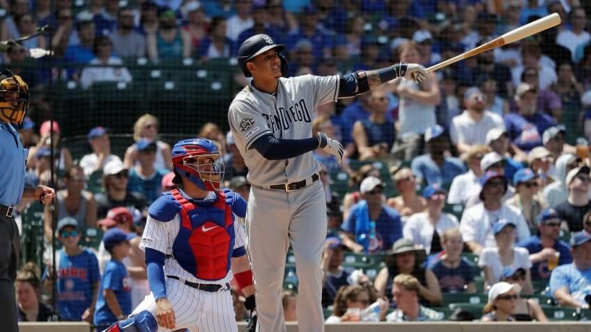 Manny Machado baseball player