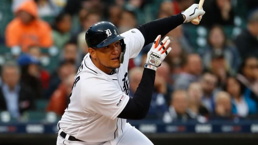 Miguel Cabrera Detroit Tigers highest paid athlete