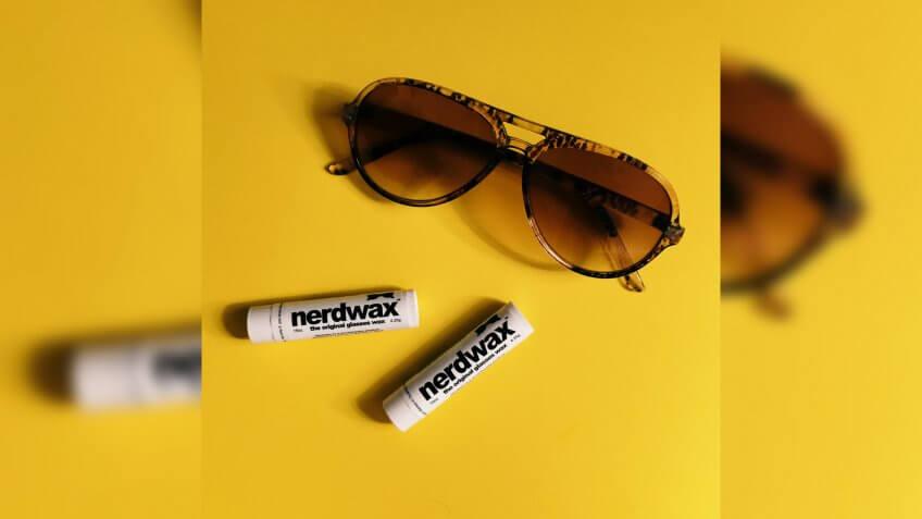 Nerdwax sunglasses