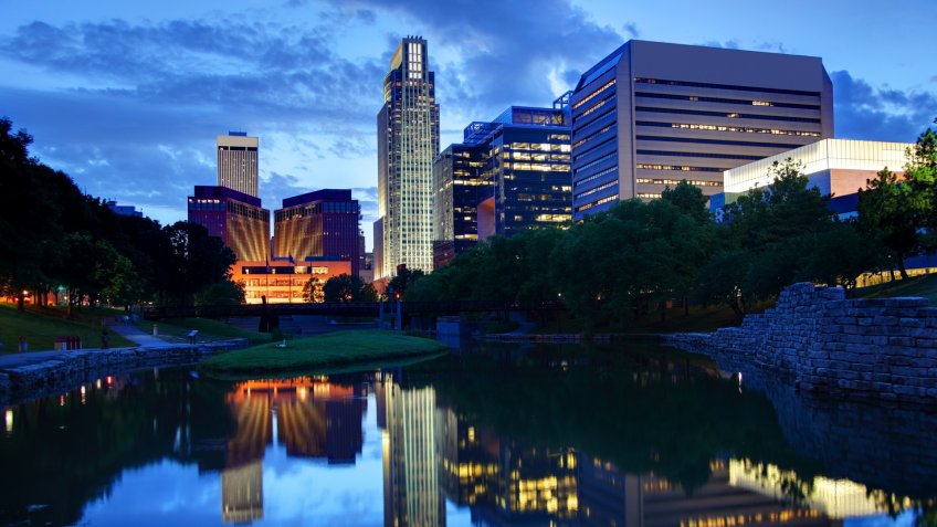 Omaha is the largest city in the state of Nebraska.