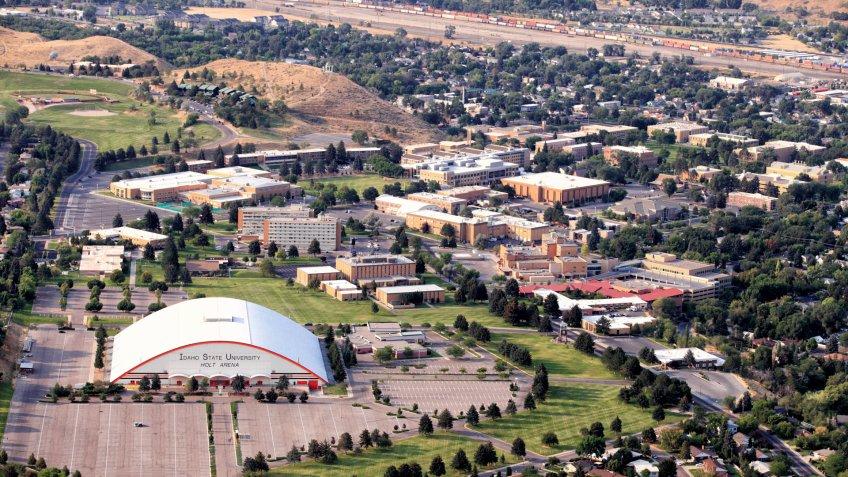 Pocatello, Idaho, USA Aug.