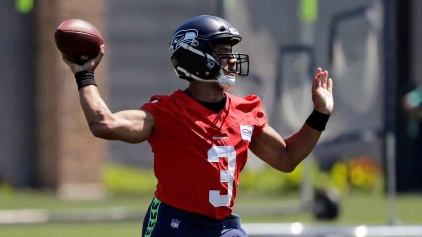 Russell Wilson biggest NFL contract