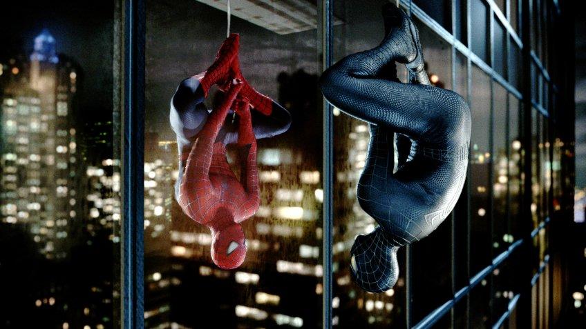 Spider-Man 3 blockbuster movie