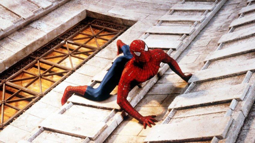 Spider-Man blockbuster movie