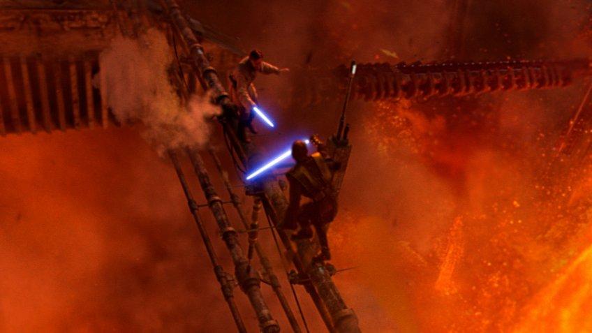 Star Wars Episode III: Revenge of the Sith blockbuster movie