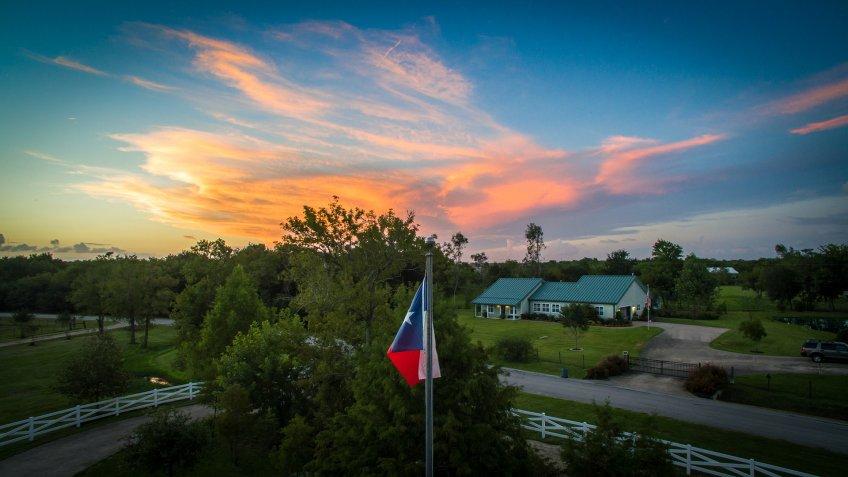Texas Sunset - Image.