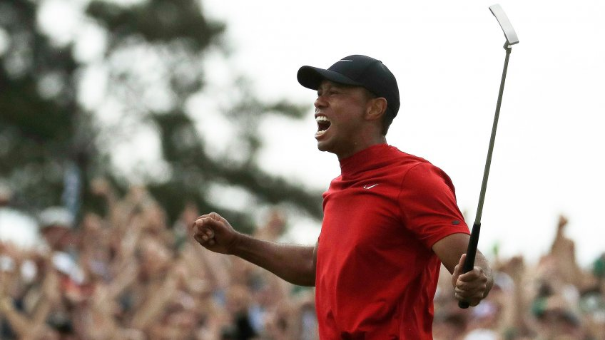 Tiger Woods golfer net worth