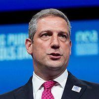 Mandatory Credit: Photo by David J Phillip/AP/Shutterstock (10330183b)Democratic presidential candidate Rep.