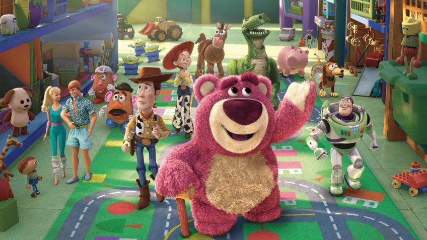 Toy Story 3 blockbuster movie