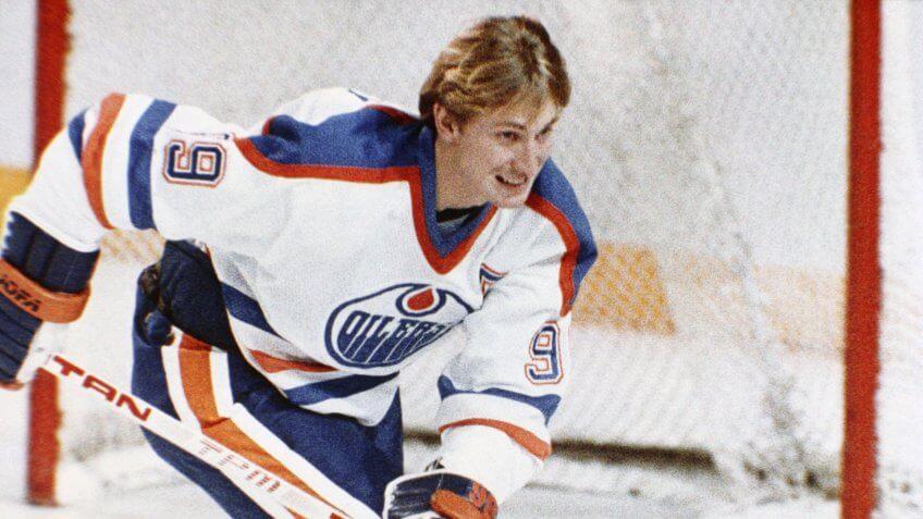 Wayne Gretzky hockey player net worth